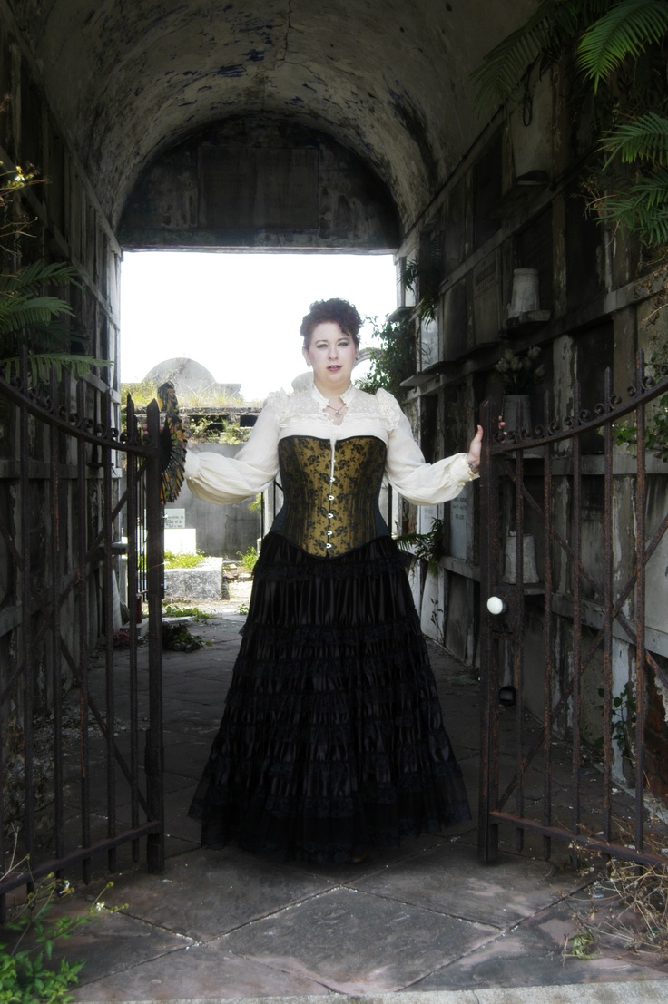Come into my parlor...Lafayette Cemetery 2 by Kenny Klein