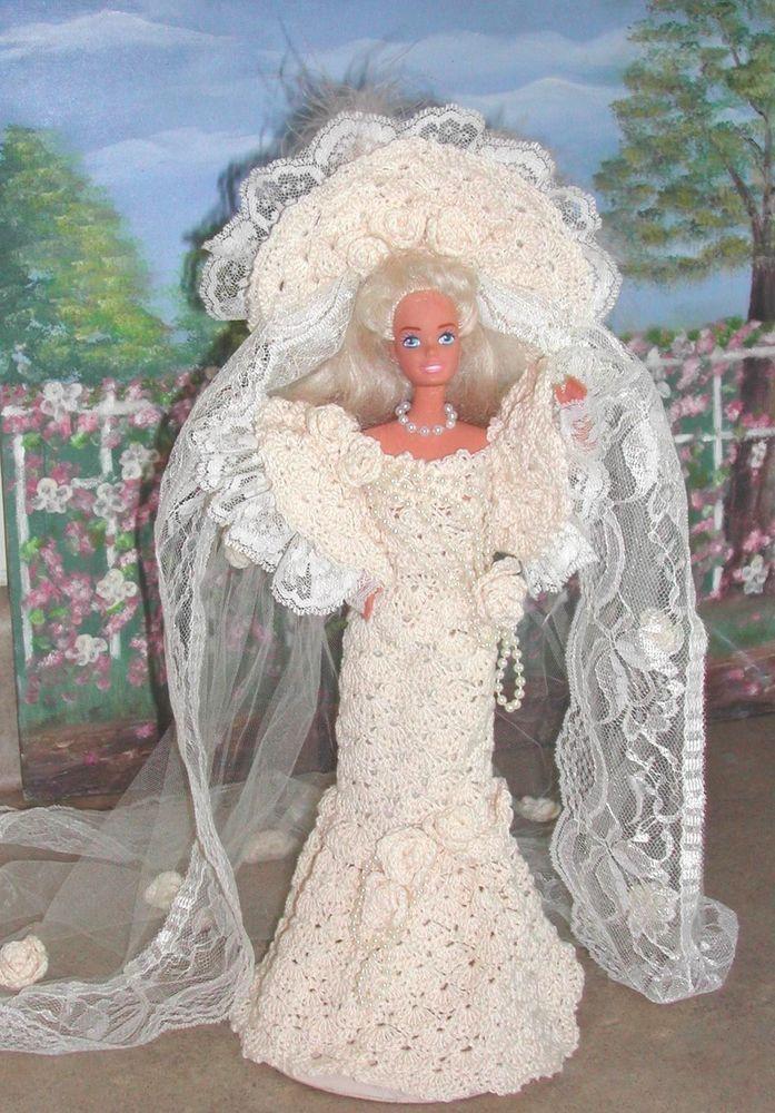 191 best images about Barbie Wedding Dresses etc on ...