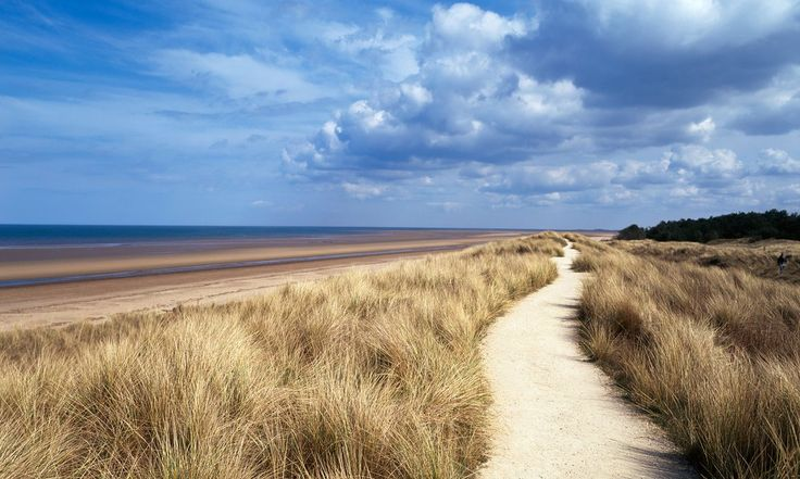 This coastline may not be always the most dramatic but its big skies, dunes, wildlife and colours have a unique charm that 'seep into you', says local Patrick Barkham