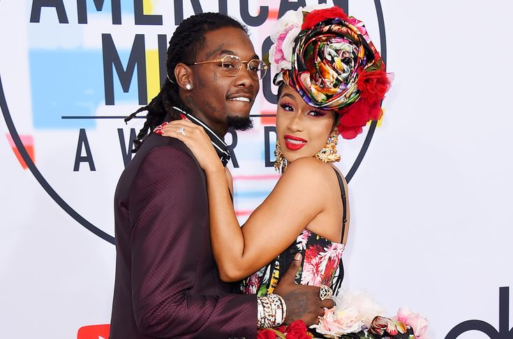 Offset S Is Still Cheating On Cardi B With Some Self: Cardi B Challenges Offset To A Rap Battle: Watch