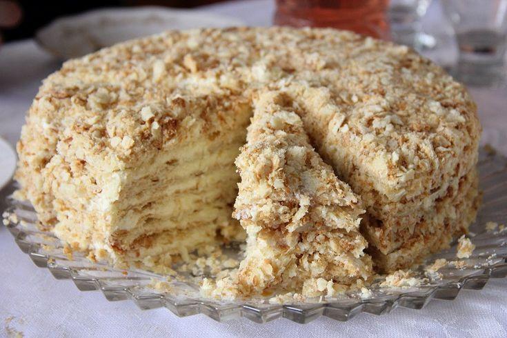 Russian layer cake