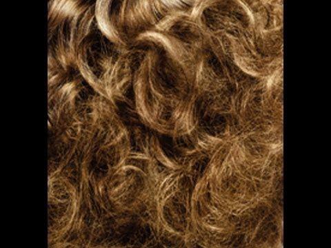 How to curl your hair. No heat!  Красивые кудри без бигуди и плоек