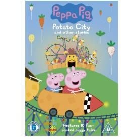 http://ift.tt/2dNUwca   Peppa Pig - Vol. 14: Potato City   #Movies #film #trailers #blu-ray #dvd #tv #Comedy #Action #Adventure #Classics online movies watch movies  tv shows Science Fiction Kids & Family Mystery Thrillers #Romance film review movie reviews movies reviews