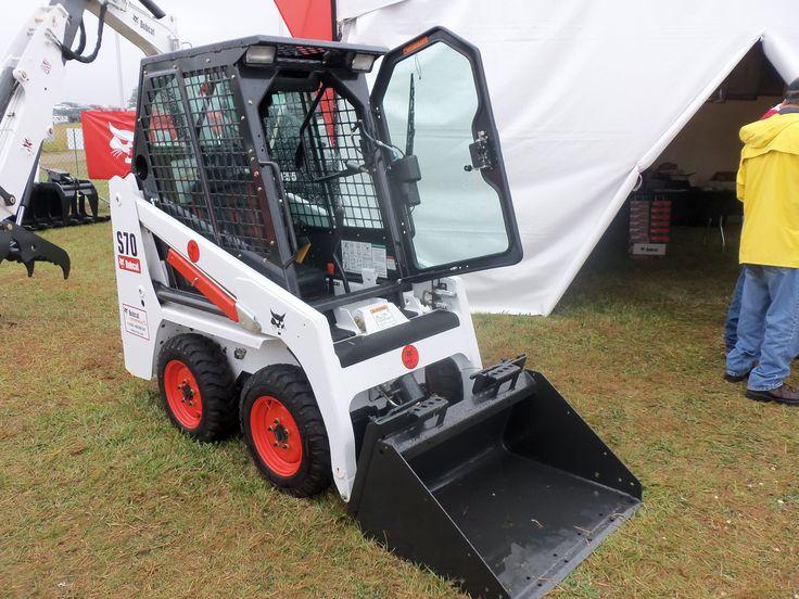 Bobcat Mini Skid Steer : Bobcat s mini skid steer loader construction equipment