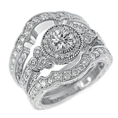10 Best Images About Wedding Rings On Pinterest Matching Wedding Bands Wed
