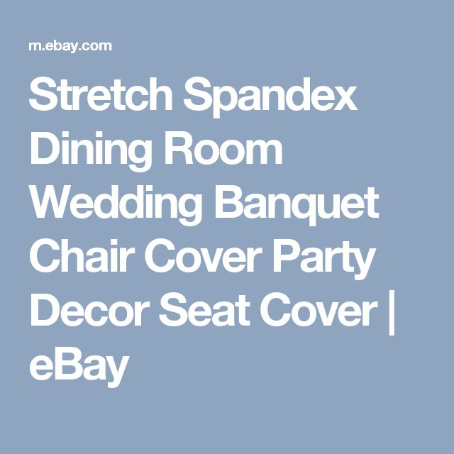 The 25 Best Dining Room Seat Covers Ideas On Pinterest