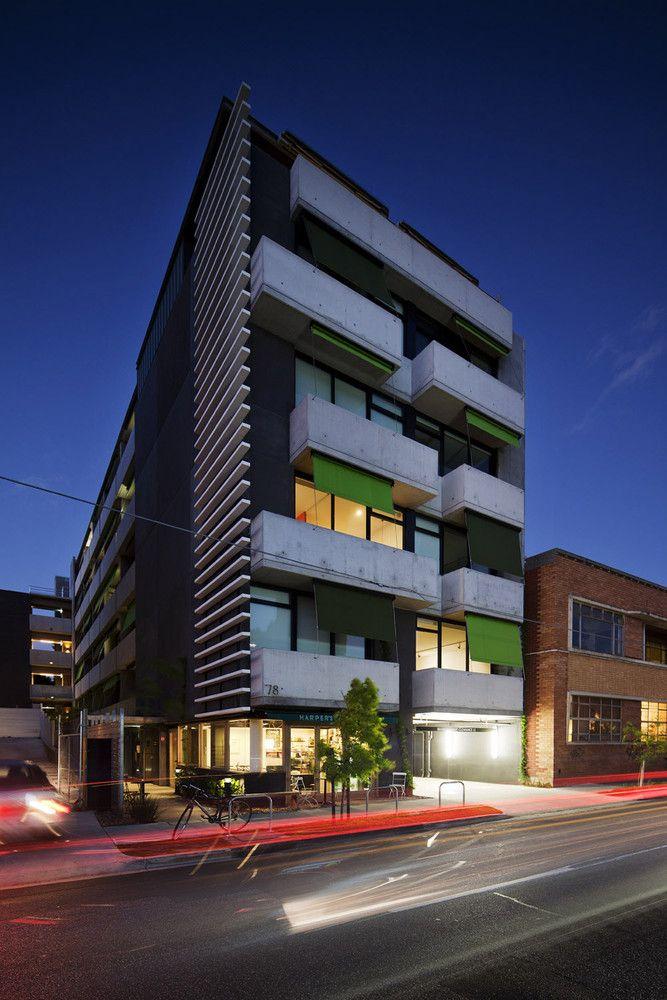 Galería de Departamentos Harper Lane / McAllister Alcock Architects + Neometro - 1