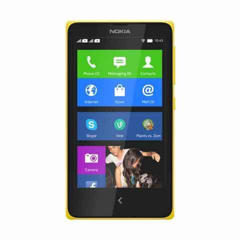 Nokia X come inserire le SIM telefoniche e la scheda di memoria
