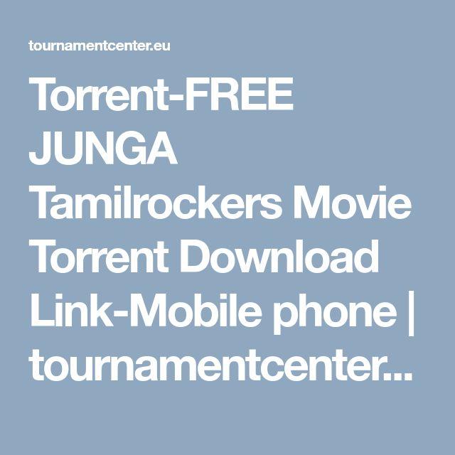 junga movie download tamilrockers