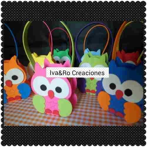 Imagenes De Buhos En Goma Eva Imagui Owls 4 Candy