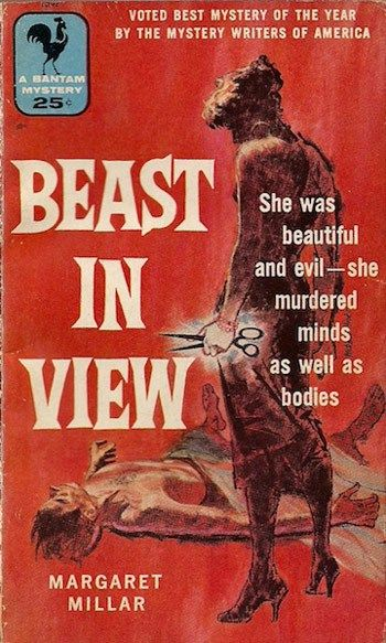 """Beast in View"" by Margaret Millar 