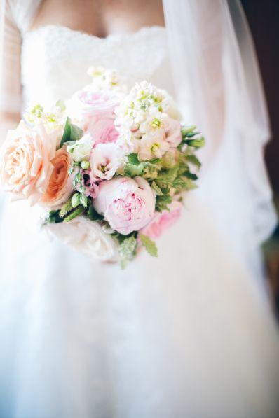Romantic Bouquet   Styling Princess Wedding   ph: Erica Brenci   Flowers: Il Profumo dei Fiori www.princesswedding.it