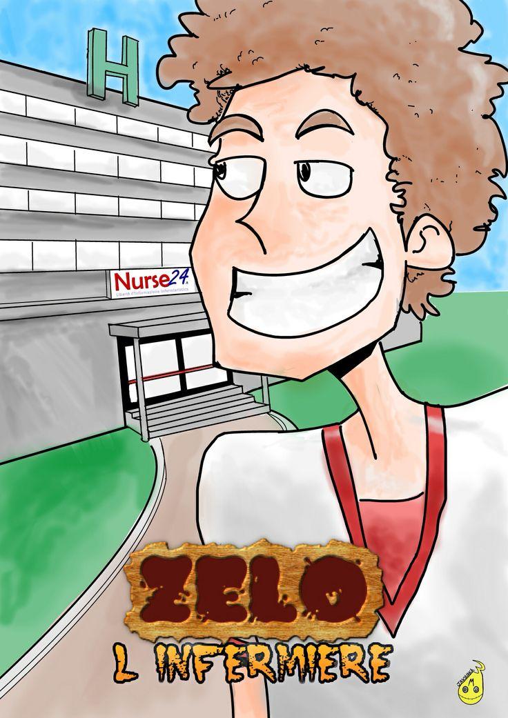 #InfermiereZelo e le sue avventure nel #n24it #hospital #Infermieri #infermiera #toutor #studente #tirocinio #infermieristica #infermiere #nurse #nurses solo su Nurse24.it