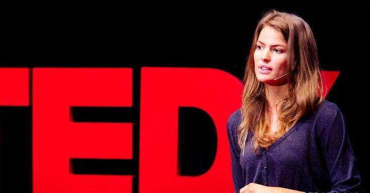 """One of the best TED talks I've seen: """"Cameron Russell: Looks aren't everything. Believe me, I'm a model."""""""