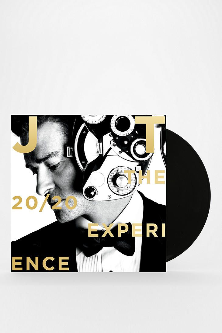 Justin Timberlake - The 20/20 Experience 2XLP #urbanoutfitters