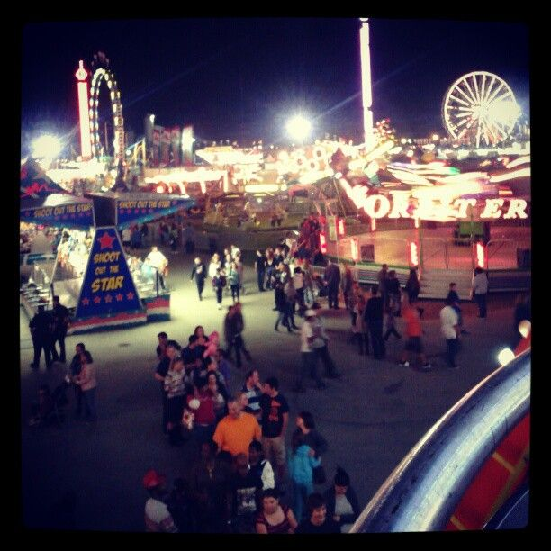 South Florida Fair in West Palm Beach, FL #States #Florida