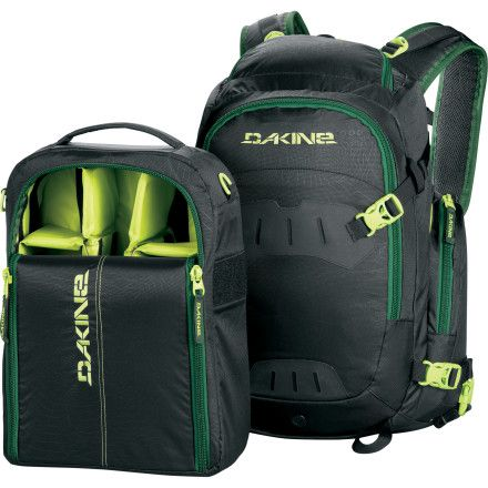 DAKINE Sequence Backpack with Camera Block - 2000cu in