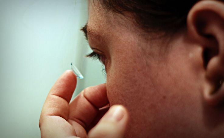 ¿Las lentes de contacto de color mejoran el rendimiento? | #Increíble