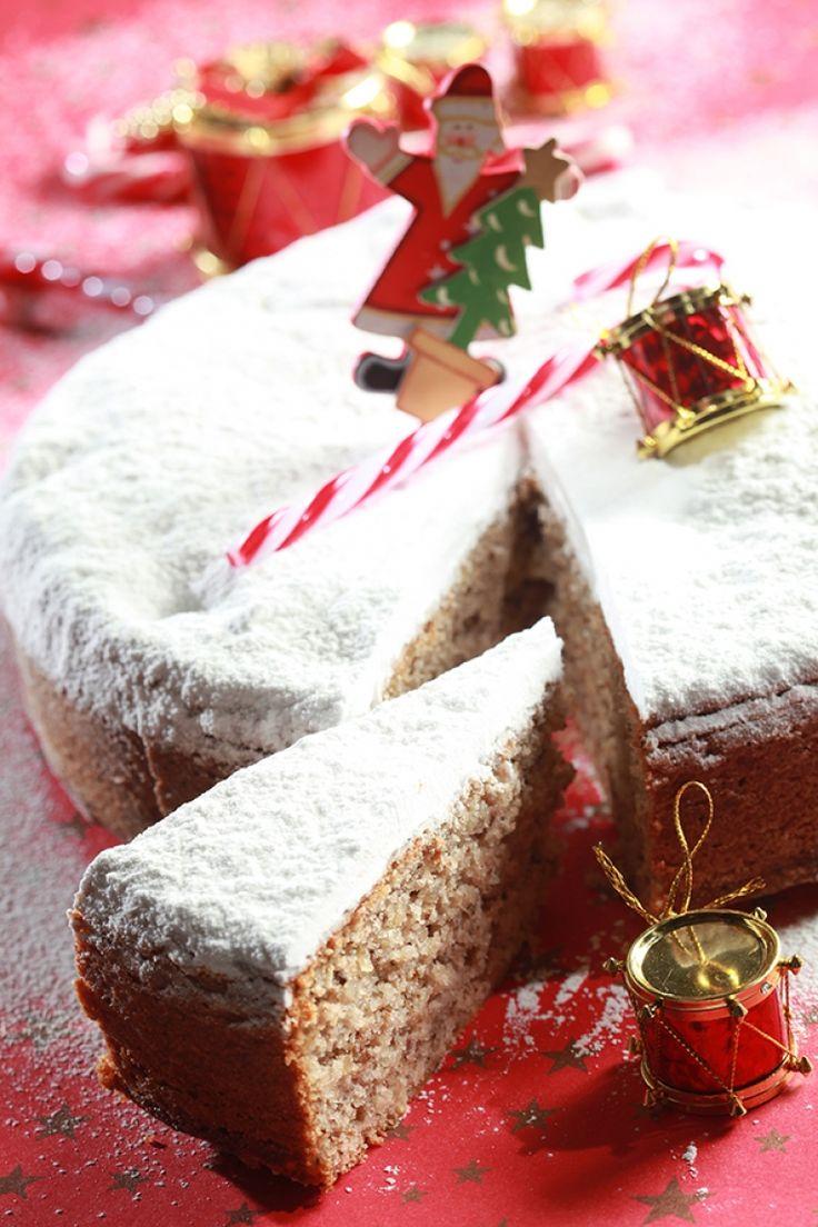 Βασιλόπιτα κέικ