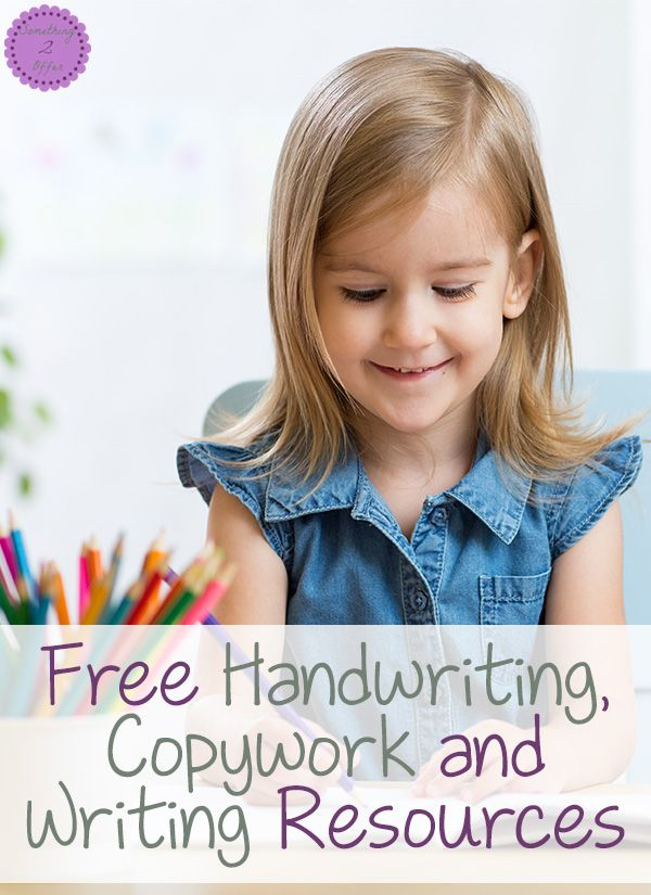 Free Handwriting, Copywork, and Writing Resources-If you cannot afford a curriculum or if the curriculumyou bought no longer works for your family then you need to utilize the resources in this post!