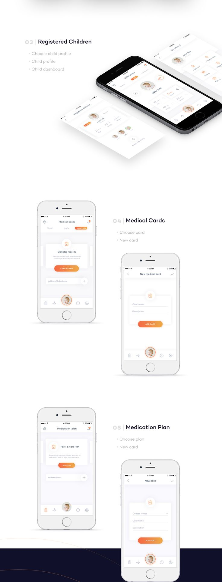 https://www.behance.net/gallery/59929309/Smarko-Health-Medical-mobile-app