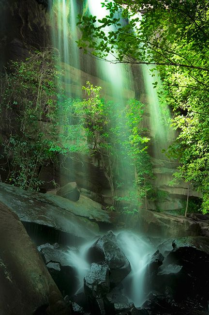 Little Mertens Falls, Mitchell Plateau, Western Australia