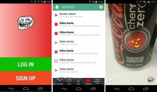 How to Save Snapchat Pictures Without the Sender Knowing