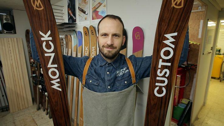 - Jesteśmy jedyną w Polsce firmą, realizującą zamówienia indywidualne na narty – mówi Szymon Girtler, założyciel i współwłaściciel 'Monck Custom', małej manufaktury narciarskiej. - Tworzymy spersonalizowane narty zjazdowe. To produkty unikalne, 'szyte na miarę' – pod konkretną wagę, wzrost i umiejętności – tłumaczy właściciel. Jego firma nie ma konkurencji w swojej kategorii. Po spersonalizowane, polskie narty zgłaszają się klienci m.in. z Kanady, Australii czy Japonii. Zobacz...