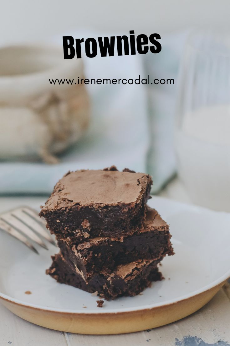 Sweet Desserts, Sweet Recipes, Delicious Desserts, Brownie Recipes, Cookie Recipes, Mini Brownies, Sweet And Salty, Chocolate Desserts, Food Items