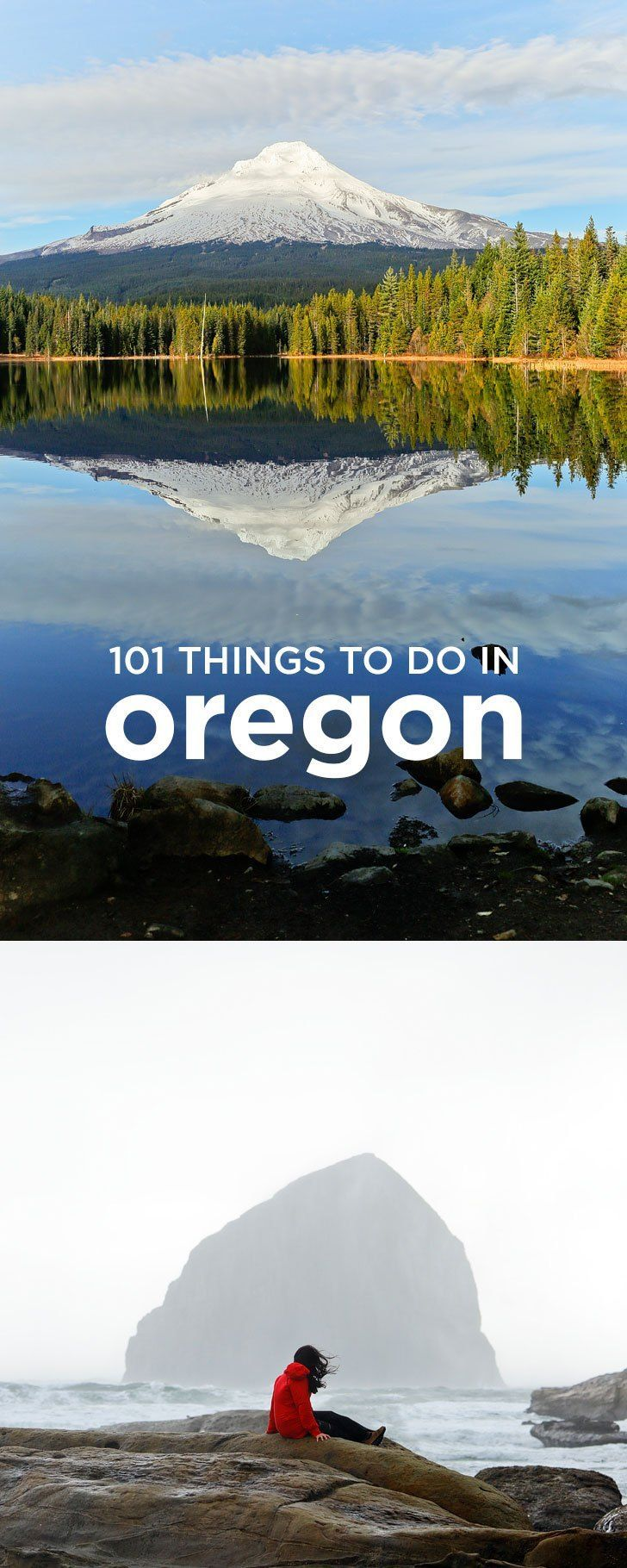 101 Things to Do in Oregon by Region - Greater Portland, the Gorge, Oregon Coast, Willamette Valley, Central Oregon, Eastern Oregon, and Southern Oregon // localadventurer.com