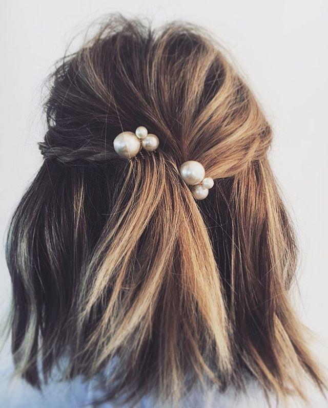 5 Hairstyles, die du dir in nur einer Minute zaubern kannst
