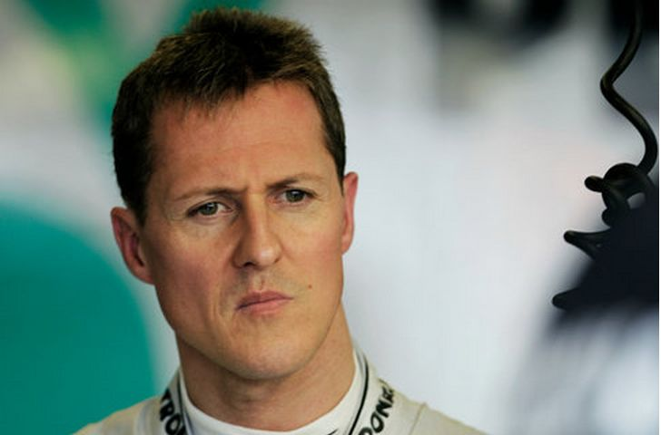 Mess around Schumacher