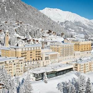 Five Facets of The Historic Kulm Hotel St Moritz