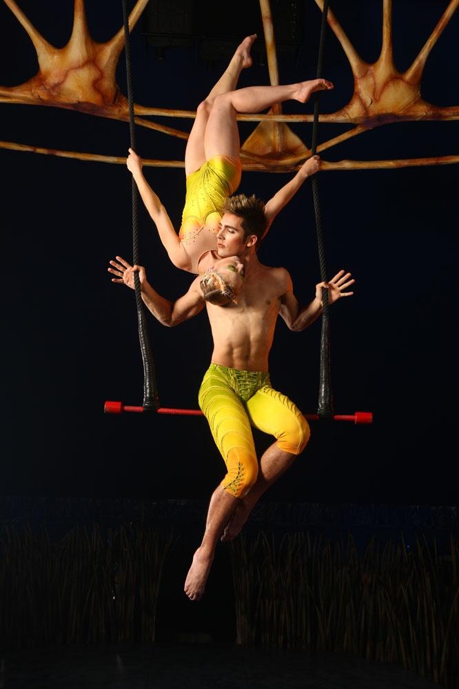 "Cirque du Soleil Totem ""Evolution"""