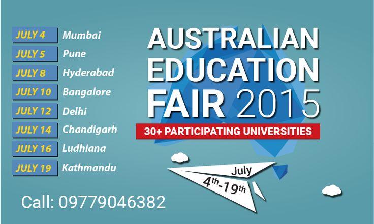 SIEC AUSTRALIAN EDUCATION FAIR, JULY 2015
