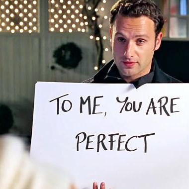 Hot: Andrew Lincoln agrees his Love Actually character is a stalker