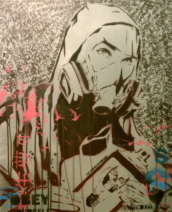 An overview of graffiti commodity and postmodern art