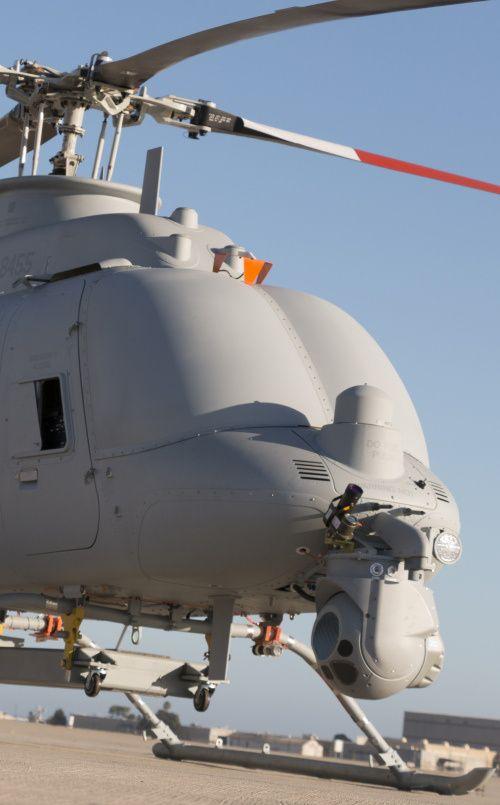 Built Around The Bell 407 MQ 8C Fire Scout UAV 25 Photos