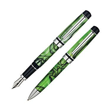Monteverde® Prima Ballpoint and Fountain Pen Set