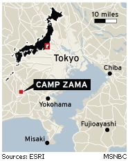 Best Camp Zama Images On Pinterest Camps Military Police And - Us bases in japan map