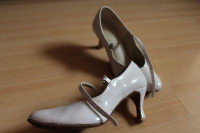 Buty taneczne ślubne tancerskie raz używane roz 38