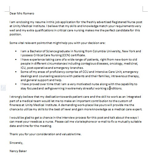 Paper Submission Cover Letter Sample: Welcome To CDCT