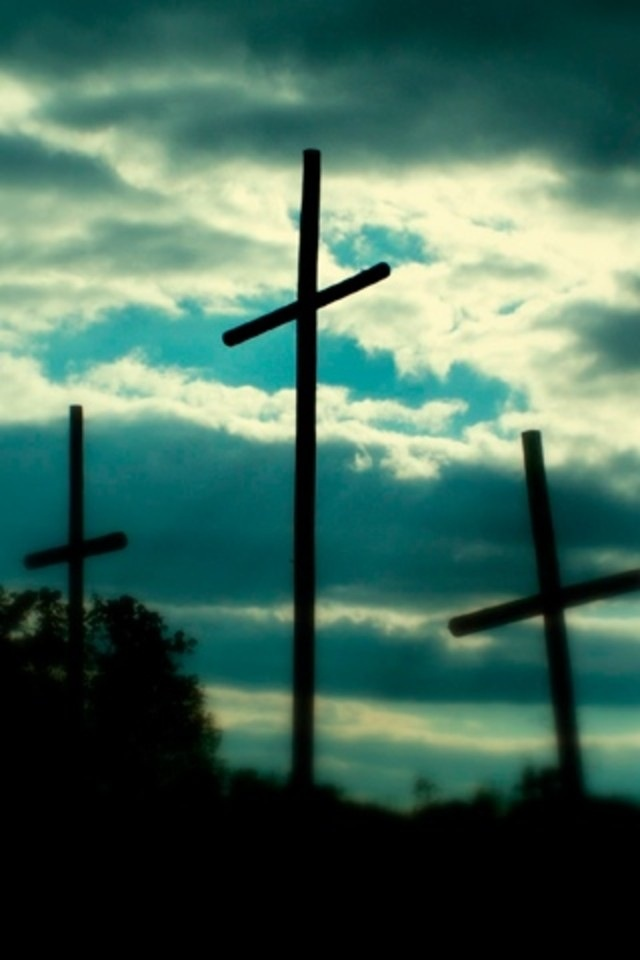 Three Rugged Crosses Lyrics Home Decor