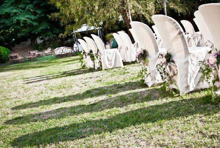 Свадебная церемония на открытом воздухе/ Plein air wedding ceremony