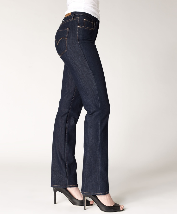 Levis Curve ID jeans. Bold Curve- Finally no gapping in the back of the waistband.A Mini-Saia Jeans, Curves Straight, Clothing, Levis Bold, Bold Curves, Straight Jeans, Levis Curves, Curves Bootcut, Curves Jeans