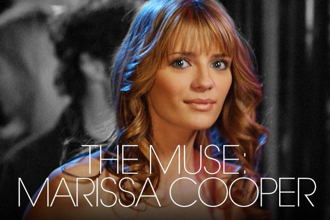Mischa Barton as 'The O.C.' 's Marissa Cooper - Mischa Barton on Fashion and Style on 'The O.C.' - Elle