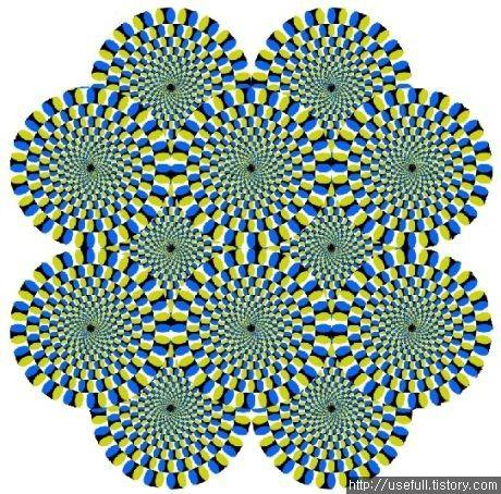 camera plina :: iluzii # 40] Imaginea în mișcare a șasea