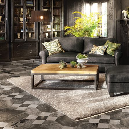 Dalton Coffee Table   Arhaus