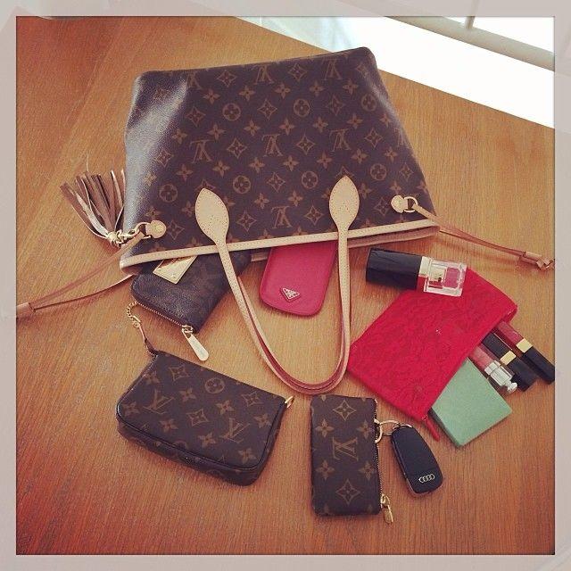 Tasche Louis Vuitton Style