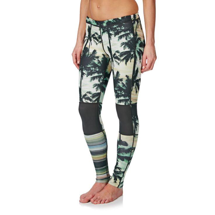 Billabong Sea Legs 1mm Wetsuit Pants - Palm